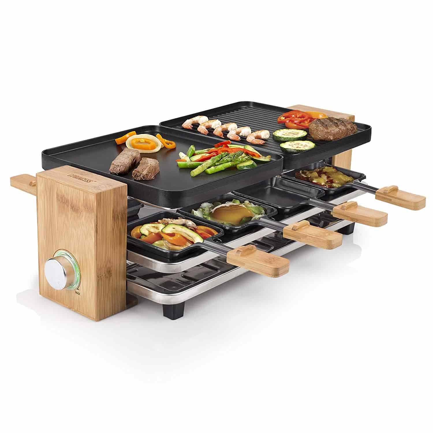 princess pure raclette grill
