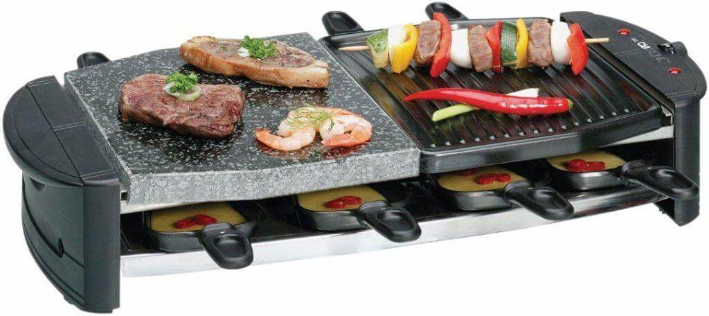 Clatronic RG 2892 Raclette Grill