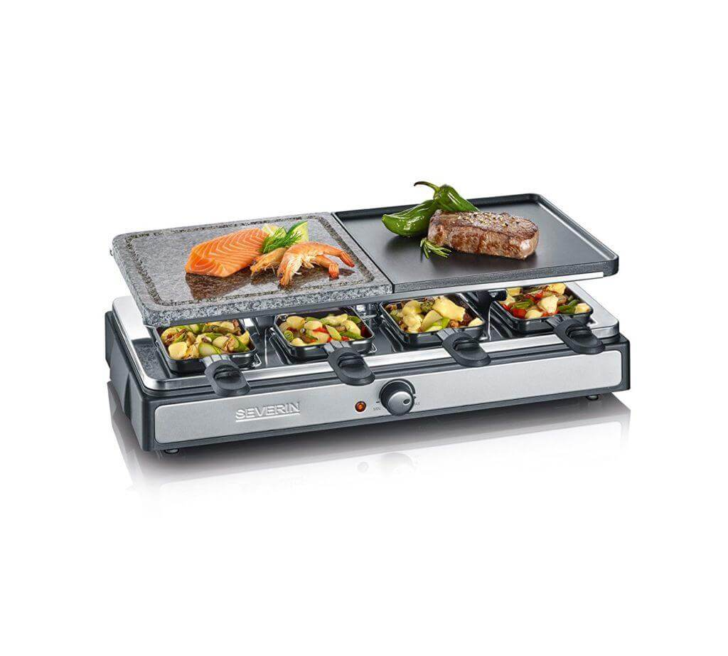 Severin RG 2344 Raclette Grill im Test