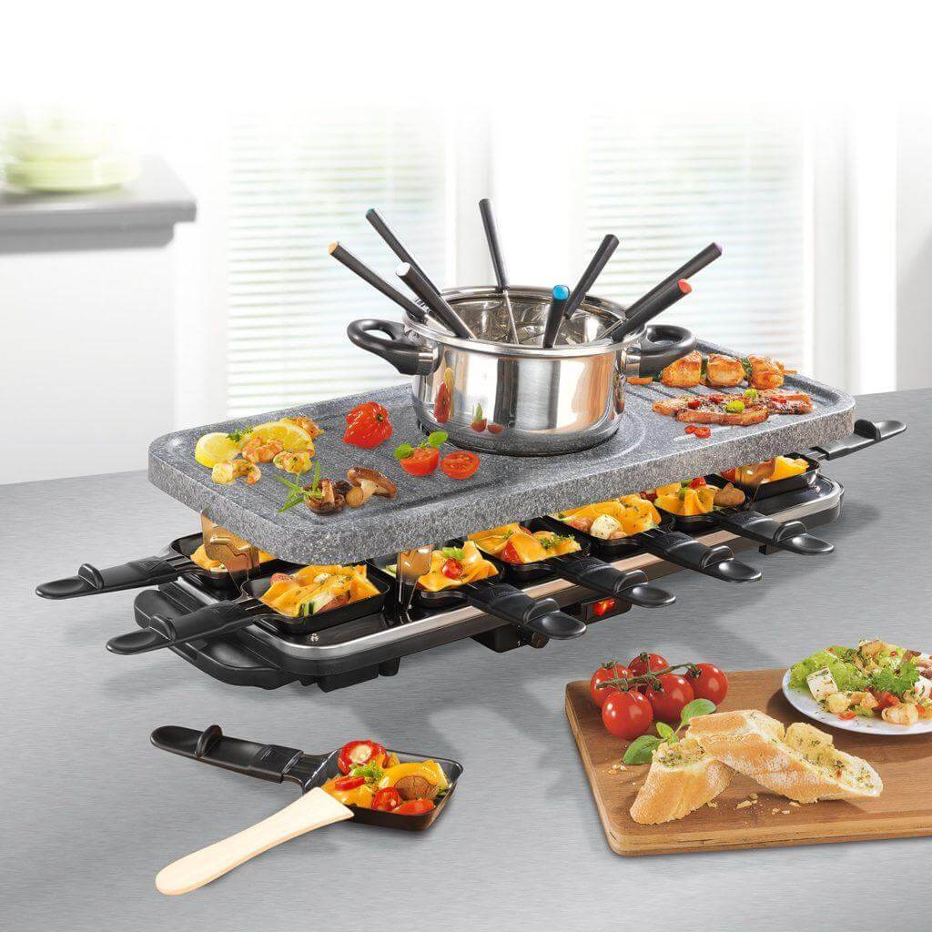 Ultratec RG1200S Raclette im Test