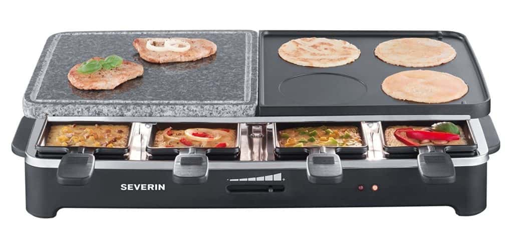 Severin RG 2341 Raclette Grill